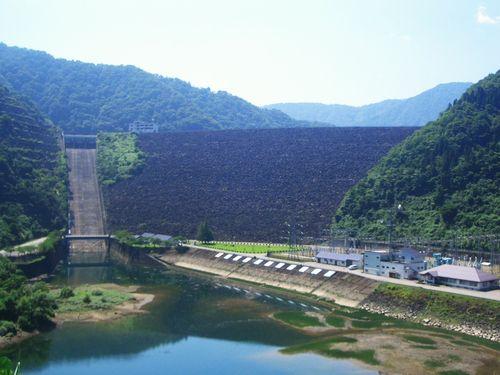 九頭竜ダム(長野ダム)