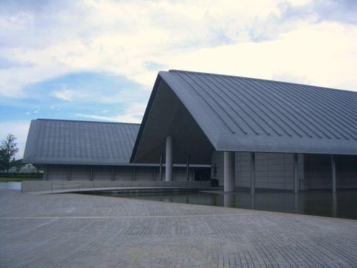 佐川美術館(1)