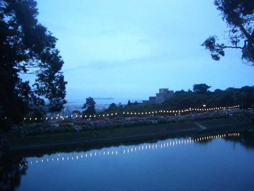 三河湾を一望