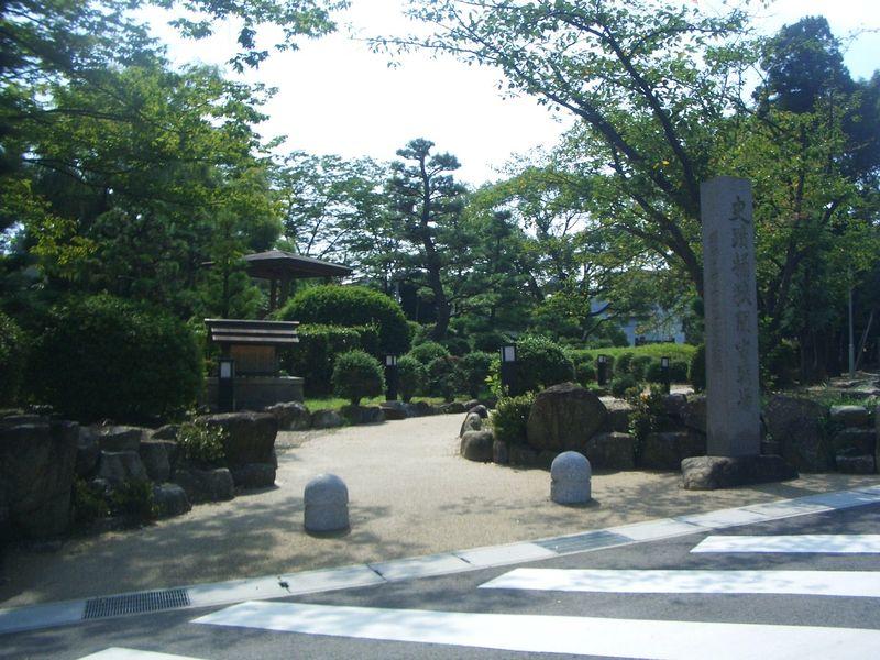 桶狭間古戦場(伝説地)