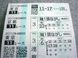 天皇賞・秋2010