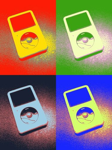 Pop Art for iPhone 3G