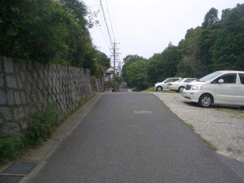 2:岡崎競馬場(スタンド前直線)