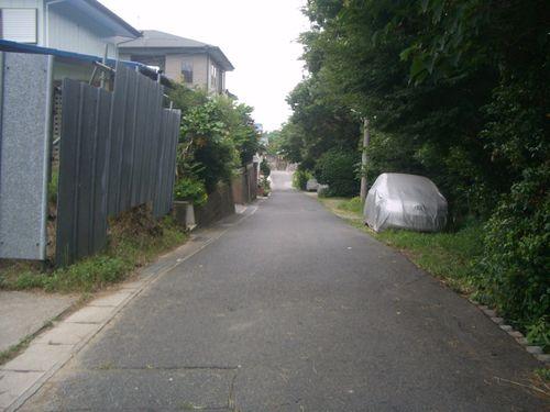 3:岡崎競馬場(スタンド前直線から1コーナーまで)