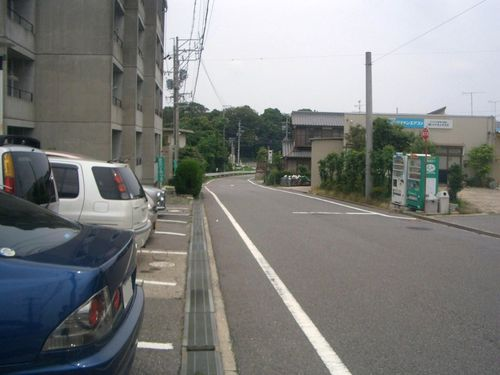 5:岡崎競馬場(1コーナー外側)