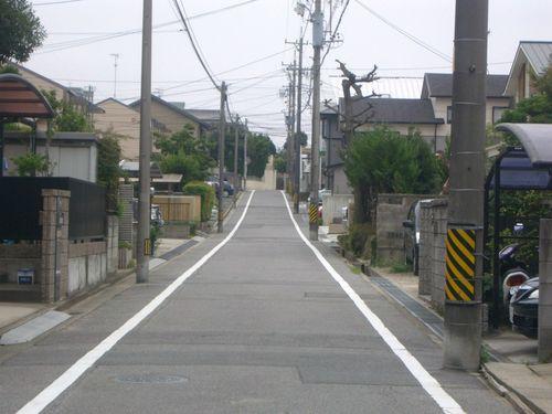 8:岡崎競馬場(向正面~3コーナー入口)