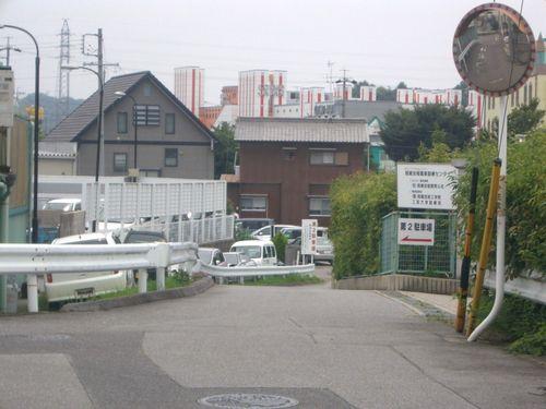 10:岡崎競馬場(3~4コーナーの下り)