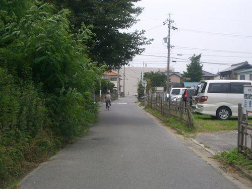14:岡崎競馬場(4コーナーから最後の直線外側)