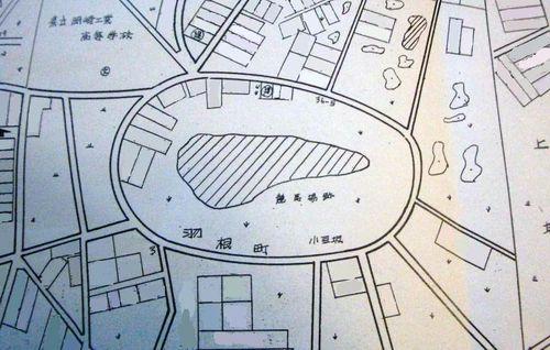 岡崎競馬場跡
