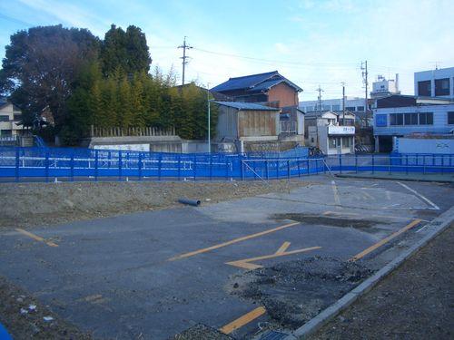 旧鳴海駅(北側-1)