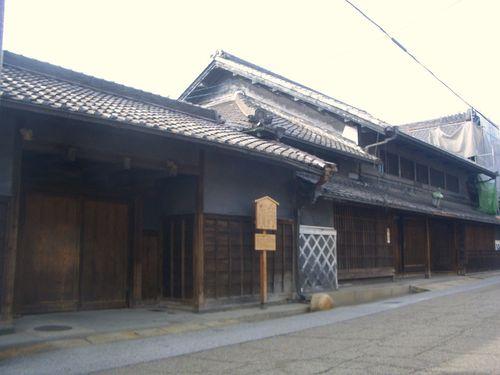 小塚家住宅(名古屋市指定有形文化財)