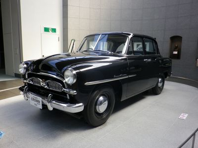 トヨペット クラウン RS型(1955)