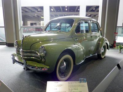 日野 ルノー PA62型(1962)