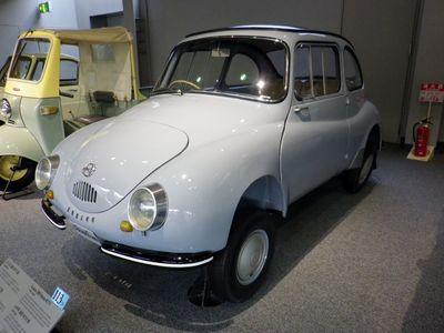 スバル 360 K111型(1958)