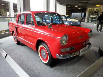 日野 コンテッサ PC10型(1961)