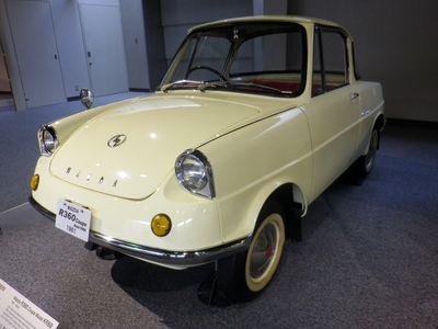 マツダ R360クーペ KRBB型(1961)